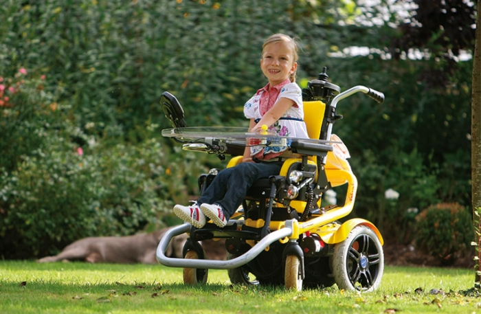 'Skippi' Pediatric Powered Wheelchair from Ottobock
