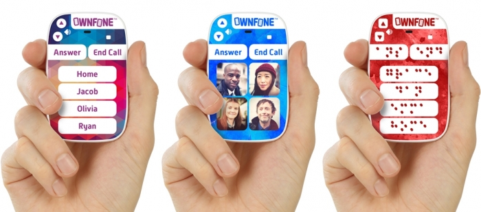 OwnFone mobile phone
