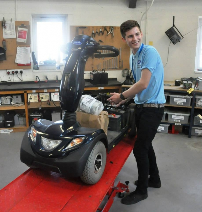 Mobility scooter & wheelchair repairs   Cornwall Mobility